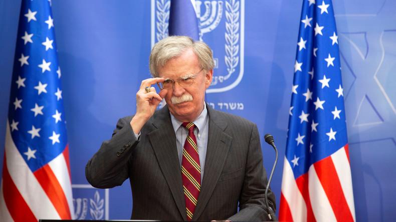Bolton: Nicht nur Russen – auch China, Nordkorea und Iran haben es auf US-Wahlen abgesehen