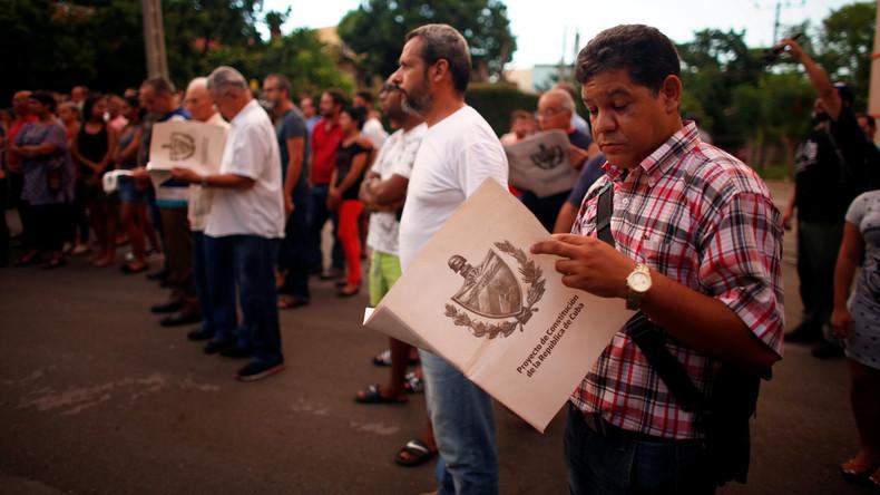 Ein Volk diskutiert: Kuba und seine Verfassungsreform