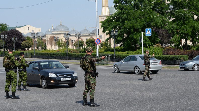 Attacken auf Polizisten in Russlands Teilrepublik Tschetschenien: Vier Angreifer getötet