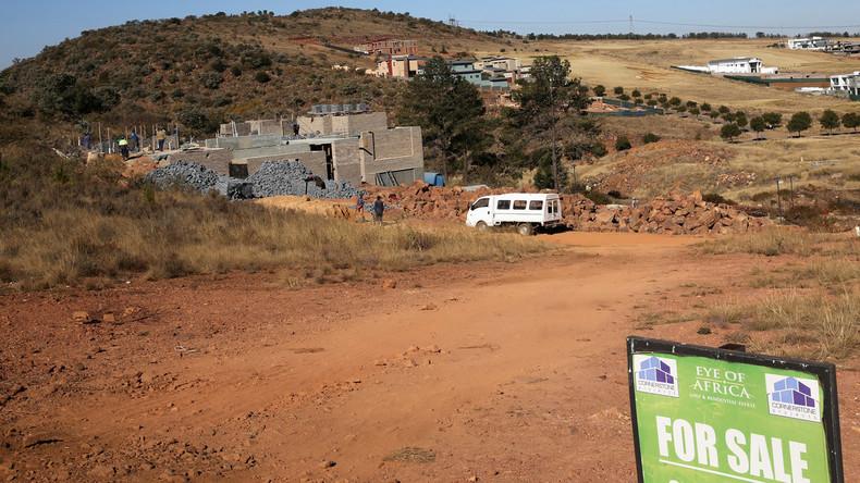 Nach Ankündigung von Landreform: Weiße Farmer bieten panisch ihr Land in Südafrika zum Verkauf