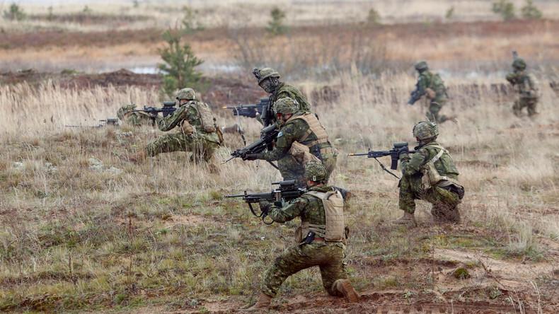 Lettland: Größte Militärübung seit Unabhängigkeit begonnen