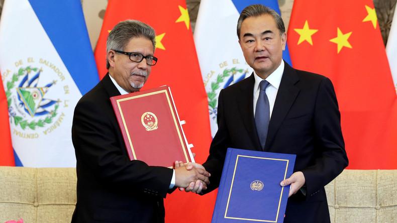 El Salvador bandelt mit Peking an - Taiwan bricht Beziehungen ab