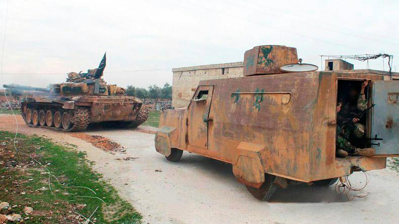 Syrische Armee rückt auf letzte Bastionen der Islamisten vor (Video)