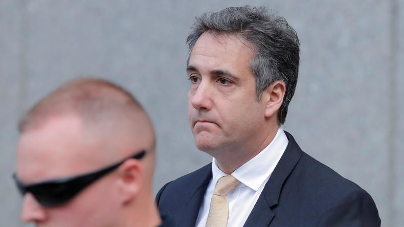 """""""Hexenjagd geht weiter"""": Ex-Trump-Mitarbeiter Cohen und Manafort schuldig gesprochen"""