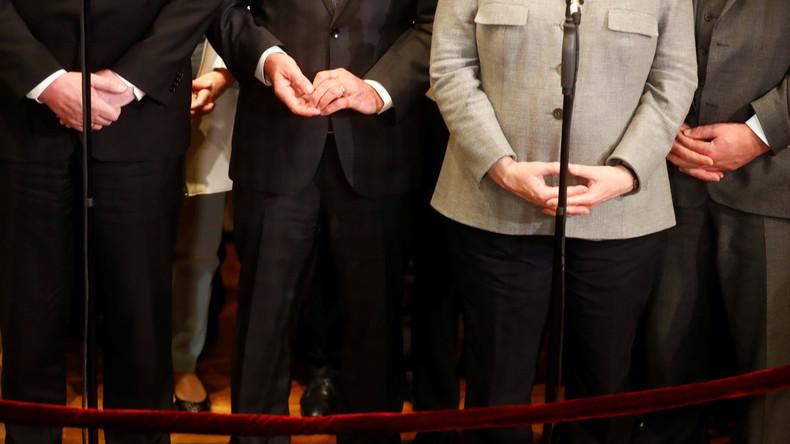 Das Mysterium Bundesregierung: Warum die deutsche Außenpolitik so schwer zu ergründen ist