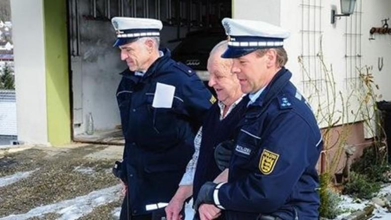 Wegen 50 Euro Geldbuße musste 82-jähriger Rentner aus dem Schwarzwald ins Gefängnis
