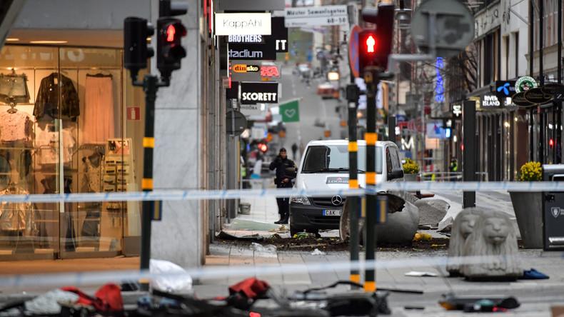Schweden: Ukrainisches Terror-Opfer wird wegen körperlicher Behinderung nach IS-Attentat ausgewiesen
