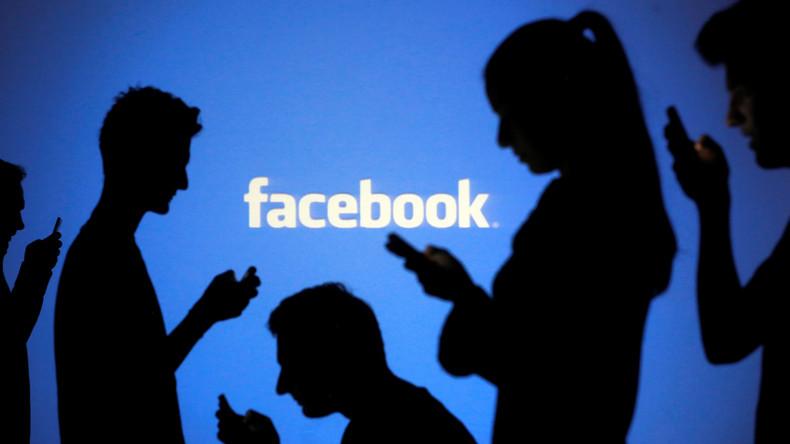 """Facebook löscht iranische und russische Accounts wegen """"nicht authentischem Verhalten"""""""