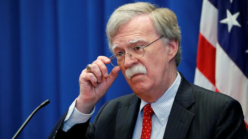 """Keine gemeinsame Stellungnahme: Dennoch lobt US-Sicherheitschef Bolton """"Fortschritte"""" mit Russland"""