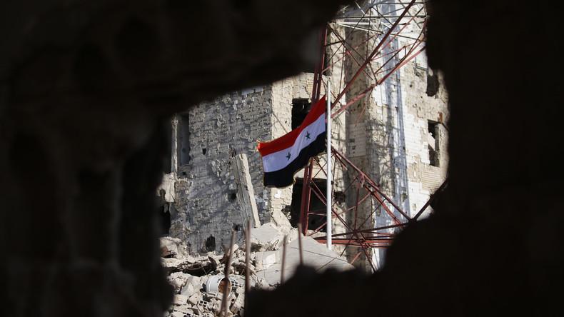 Moskau: Haben Beweise für interne UN-Richtlinie, die Aufbauhilfen für Syrien verhindern soll