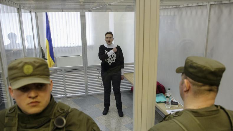 Guter Knast, schlechter Knast: Warum Inhaftierung von Nadija Sawtschenko kein Thema mehr ist
