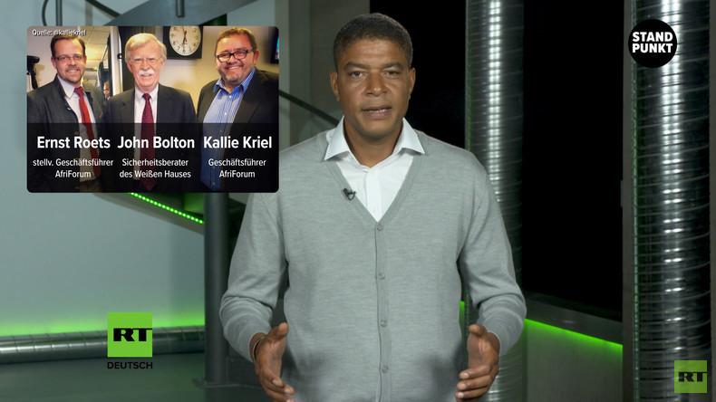 """Ein Gespenst geht um: Der """"Genozid an weißen Farmern"""" in Südafrika (Video)"""