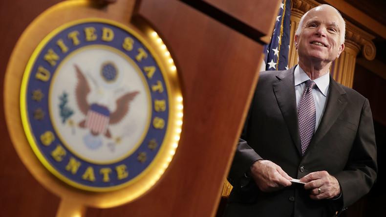 Krebskranker McCain verzichtet auf weitere medizinische Behandlung