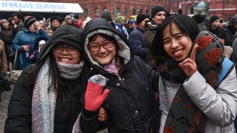 Reisebüro Ctrip: Chinesischer Tourismus nach Russland hat sich in diesem Jahr mehr als verdoppelt