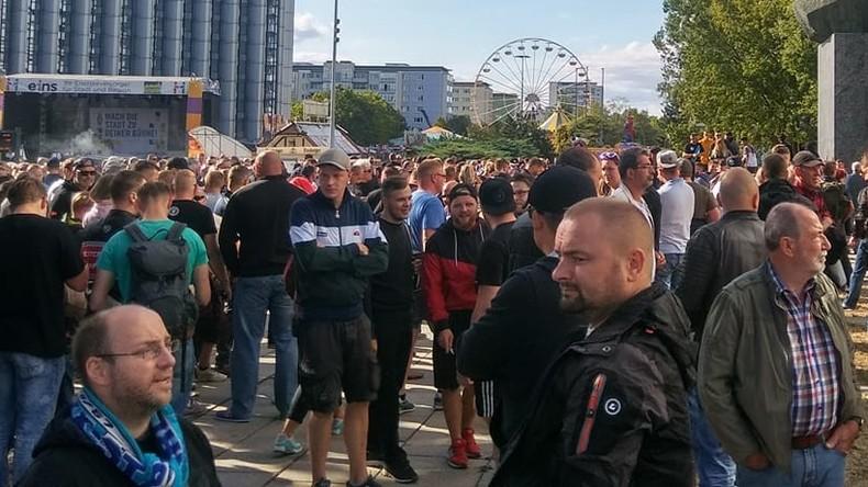 Chemnitz außer Kontrolle: Proteste und Ausschreitungen nach tödlicher Messerattacke