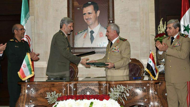 Ziel permanente militärische Präsenz: Iran schließt neues Verteidigungsabkommen mit Assad