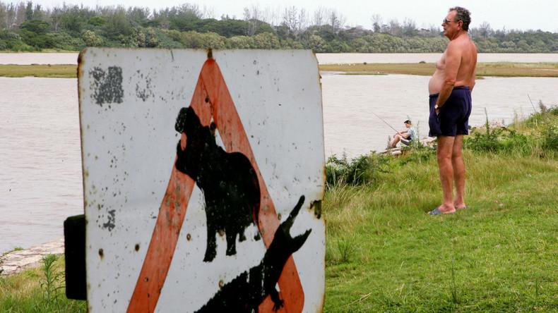 Fischer überlebt Krokodil-Attacke und stirbt nach Flusspferd-Angriff in Kenia