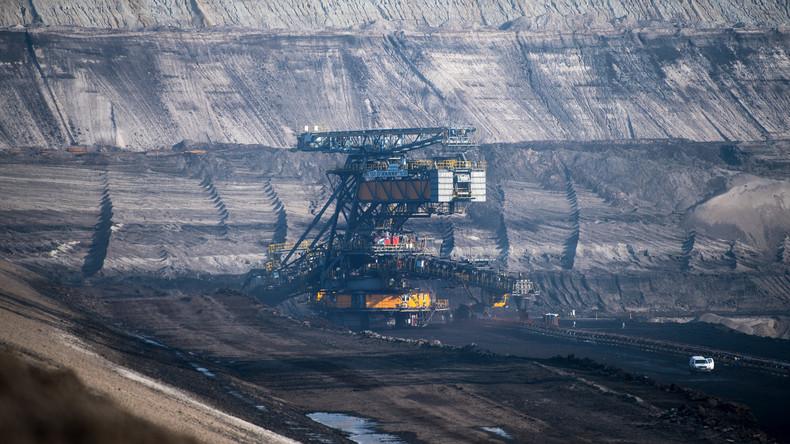 Ibbenbüren: Vorletzte Steinkohleförderung in Deutschland eingestellt
