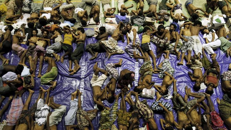 Vereinte Nationen sehen Mord an Rohingya als Völkermord und fordern Strafmaßnahmen