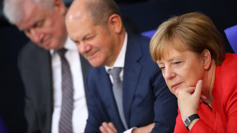 Koalitionsstreit zwischen SPD und CDU über Zukunft der Rente verschärft sich