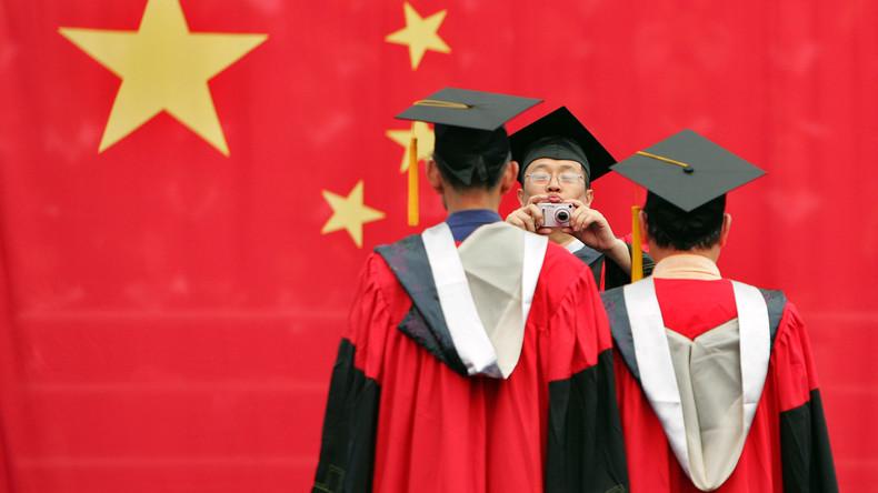 Während alle Augen auf Russland gerichtet sind: China zahlt Millionen für Propaganda in USA