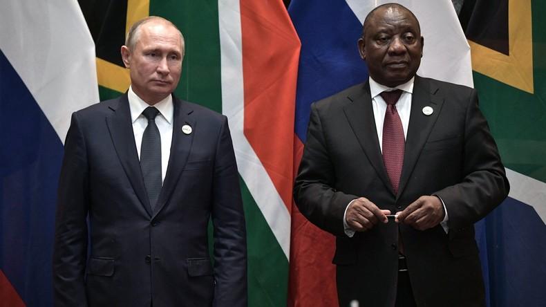 Interview: Wie sich Russland mit Hilfe von Afrika gegen US-Sanktionen stemmt