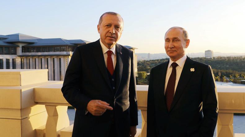 Erdoğan und Putin entscheiden über das Schicksal von Idlib - EU und USA im Abseits