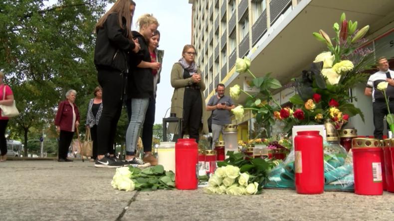 Nach tödlichen Messerstichen - Menschen aus Chemnitz erklären vor der Kamera, was sie denken