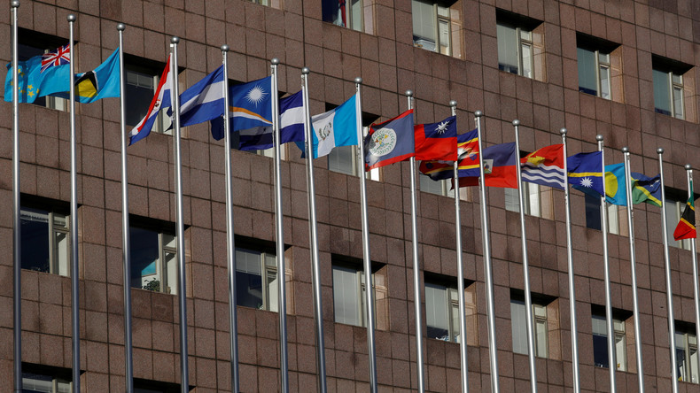 Taiwan fordert Verbündete auf, nicht auf UNO-Mitgliedschaft der Insel zu drängen