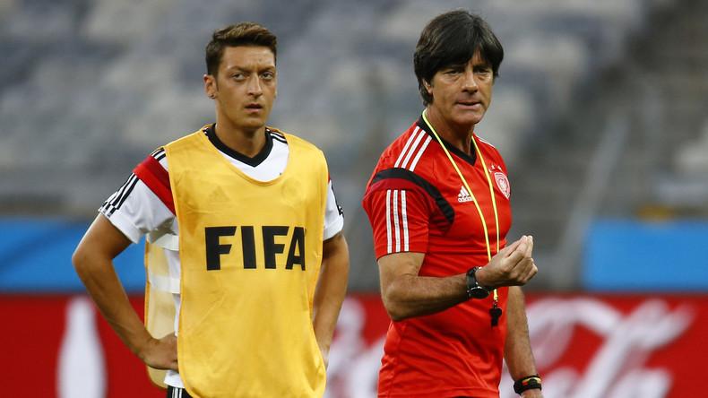 Jogi Löw: Mesut Özil hat mich bis heute nicht angerufen