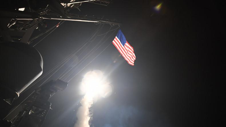 Moskau: USA könnten Raketen für Angriff auf Syrien binnen 24 Stunden bereitstellen