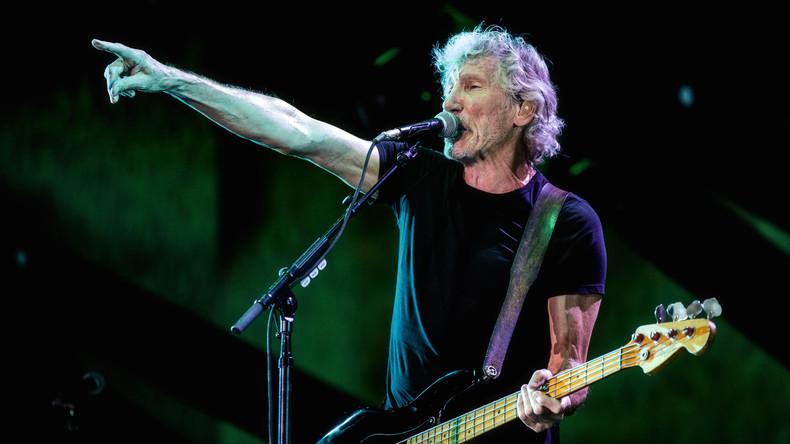 Roger Waters von Pink Floyd über Weißhelm-Inszenierung und Zensur auf Facebook