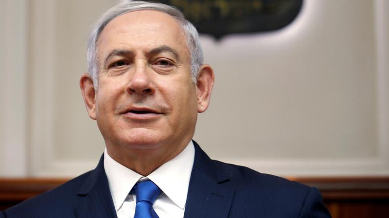 Netanjahu droht dem Iran während des Besuchs einer israelischen Kernforschungsanlage
