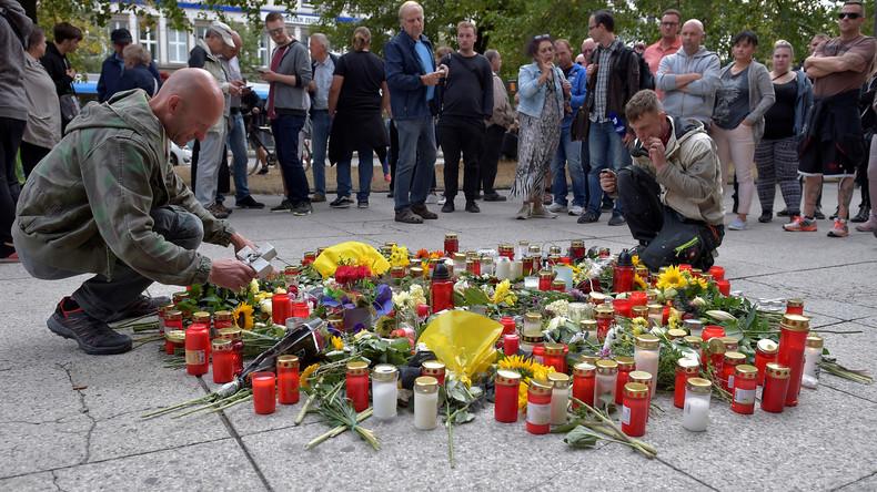 Nach Mord in Chemnitz: Justizbeamter aus Dresden gesteht Verbreitung des Haftbefehls