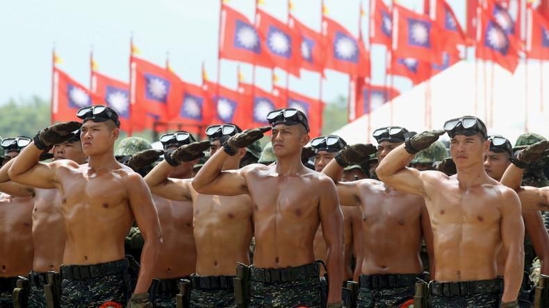 Pentagon-Bericht: Taiwans Pläne für Freiwilligenarmee zu teuer