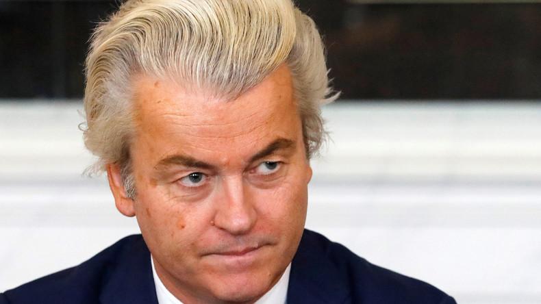 Nach Drohungen: Geert Wilders stoppt Mohammed-Karikaturenwettbewerb