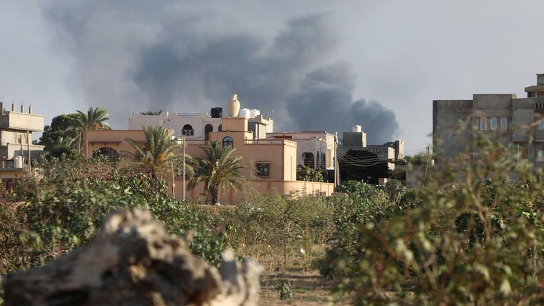 Tripolis: 30 Tote und fast 100 Verletzte bei Zusammenstößen