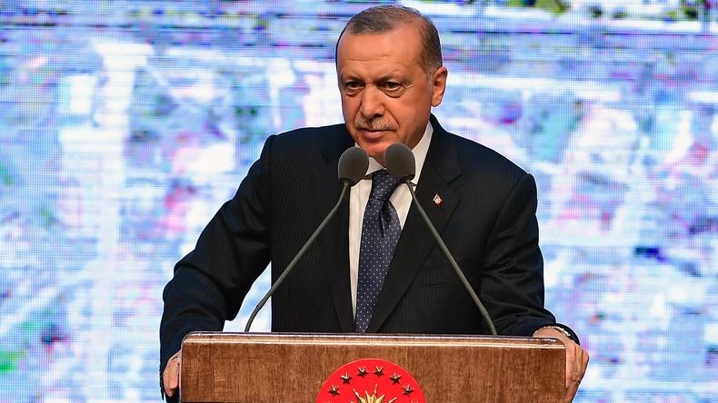 Deutschland-Besuch: Erdogan will Rede vor Landsleuten halten