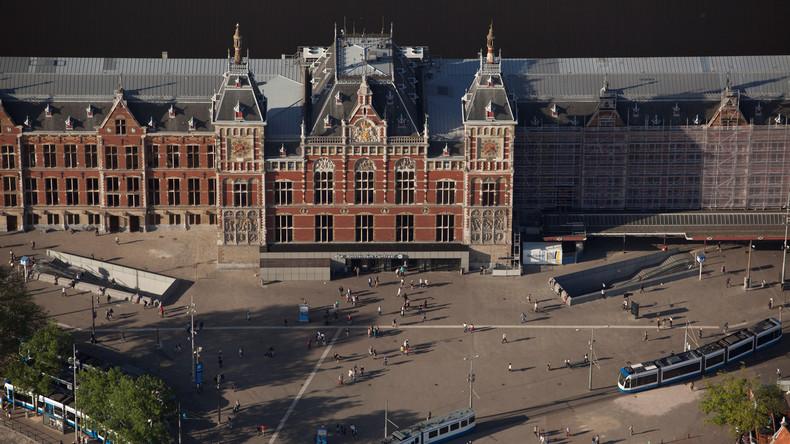 Amsterdam: Zwei Verletzte bei Messerstecherei, mutmaßlicher Täter von Polizei niedergeschossen