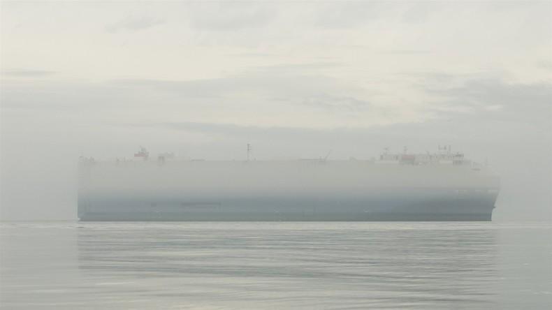 Seit neun Jahren verschollenes Schiff vor myanmarischer Küste wiederaufgetaucht [FOTOS]