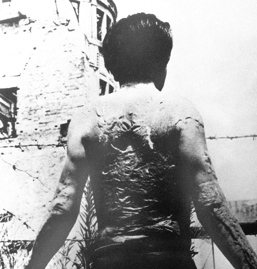 """""""Aus militärischer Sicht kein Sinn"""":  Warum die USA Atombomben auf Hiroshima und Nagasaki abwarfen"""