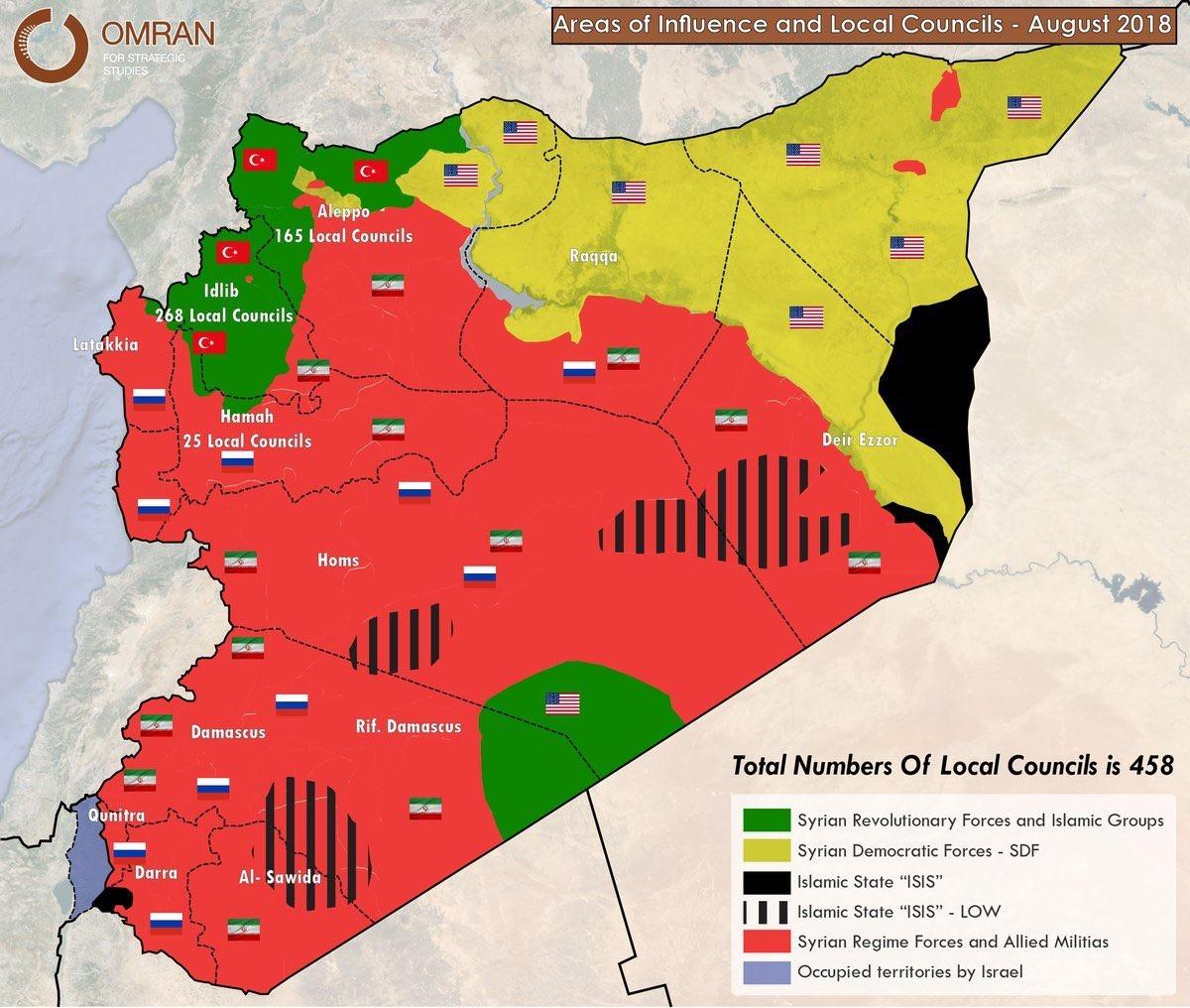 Syrien Karte Aktuell 2018.Skandal Un Bericht Bestatigt Isis Hat Freie Hand In Us