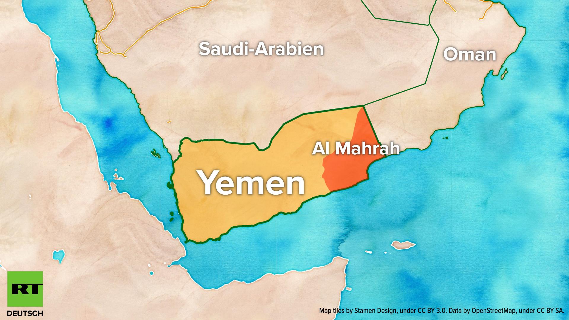 Mal wieder geht es um Öl: Saudi-Arabien plant Bau von Öl-Exporthafen im Kriegsgebiet von Jemen