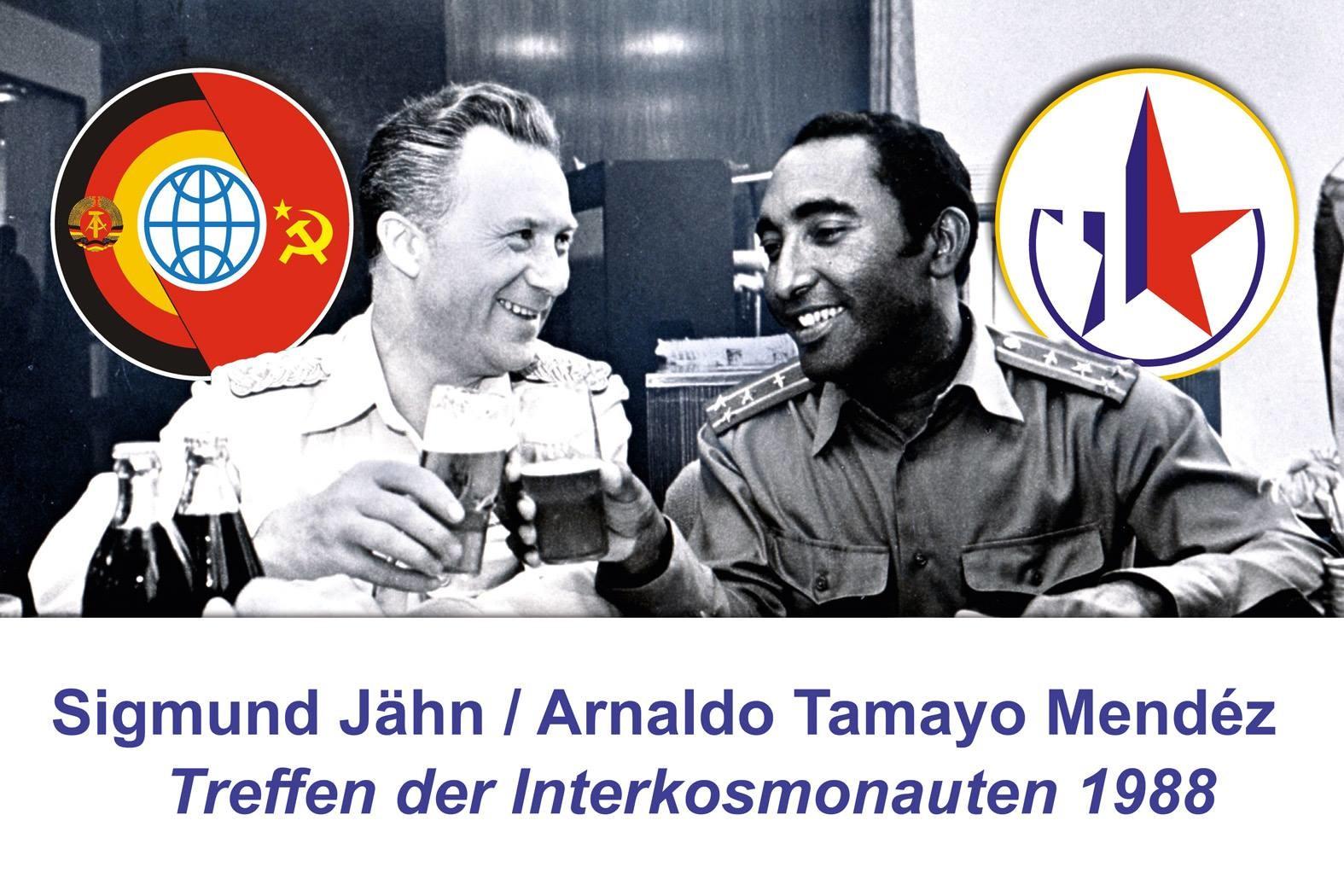 Keine Blumen aus dem Kanzleramt - Sigmund Jähn und der 40. Jahrestag seines Weltraumflugs