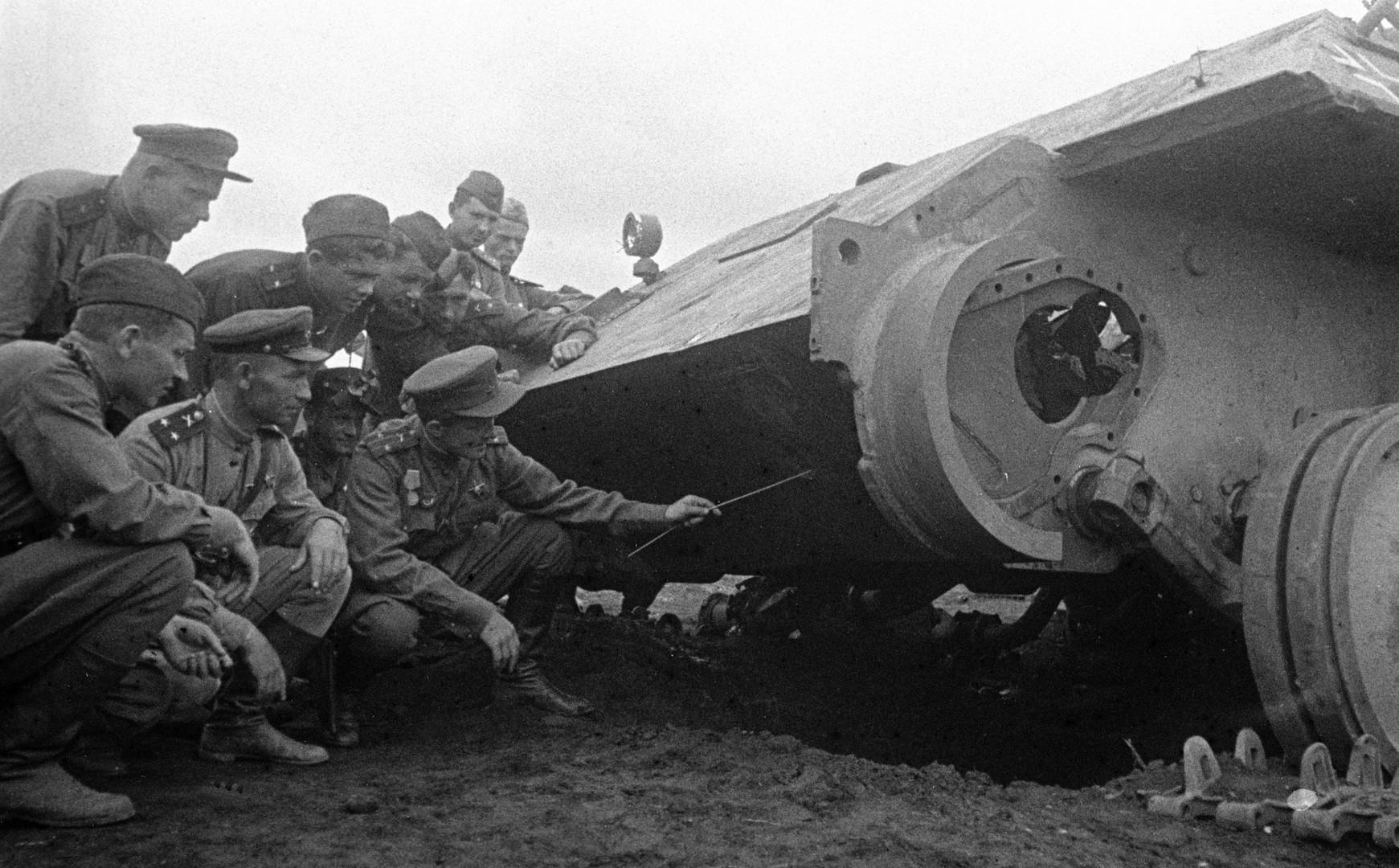 Unternehmen Zitadelle Die Größte Panzerschlacht Der Geschichte Rt