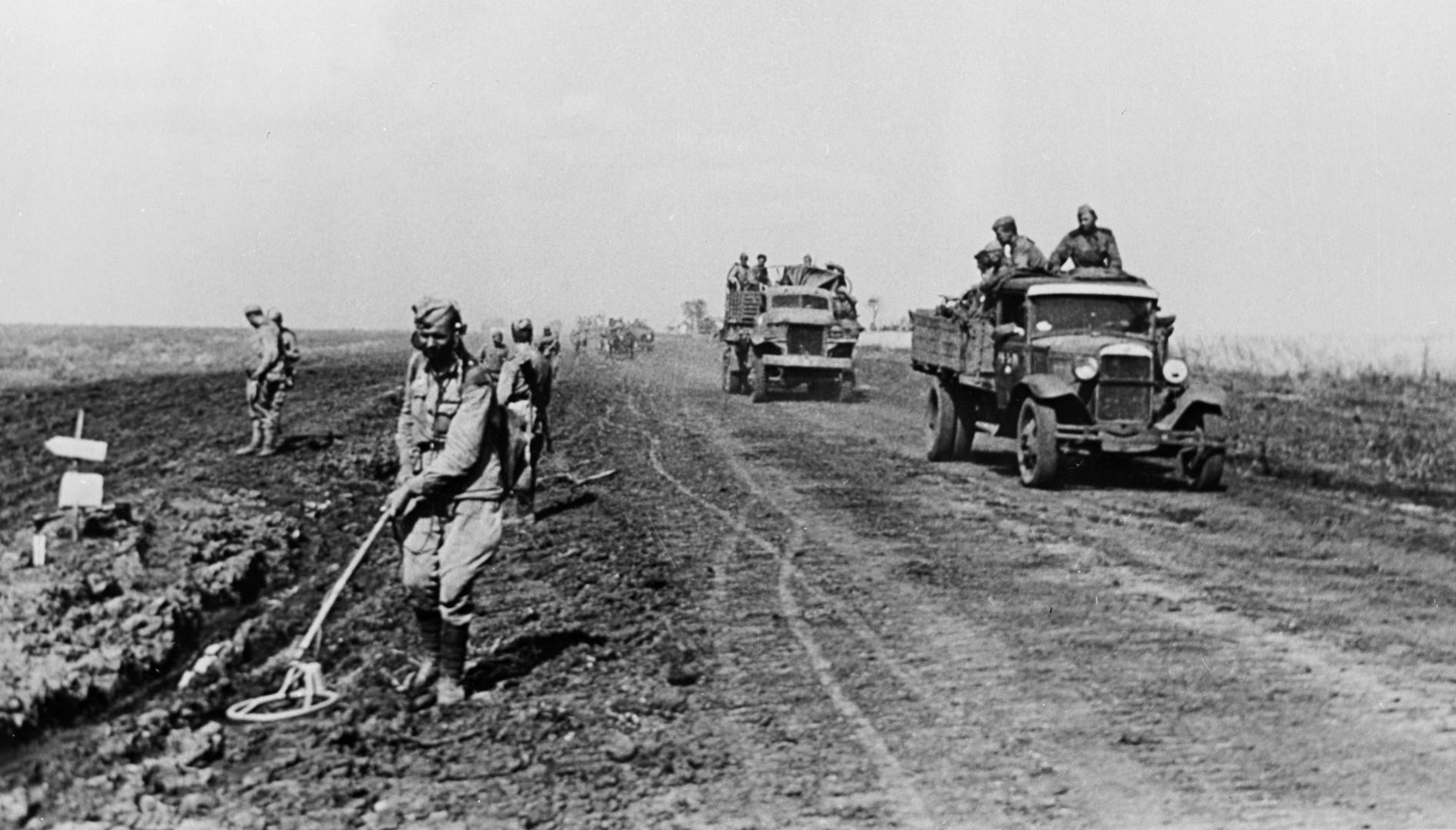 Unternehmen Zitadelle: Die größte Panzerschlacht der Geschichte