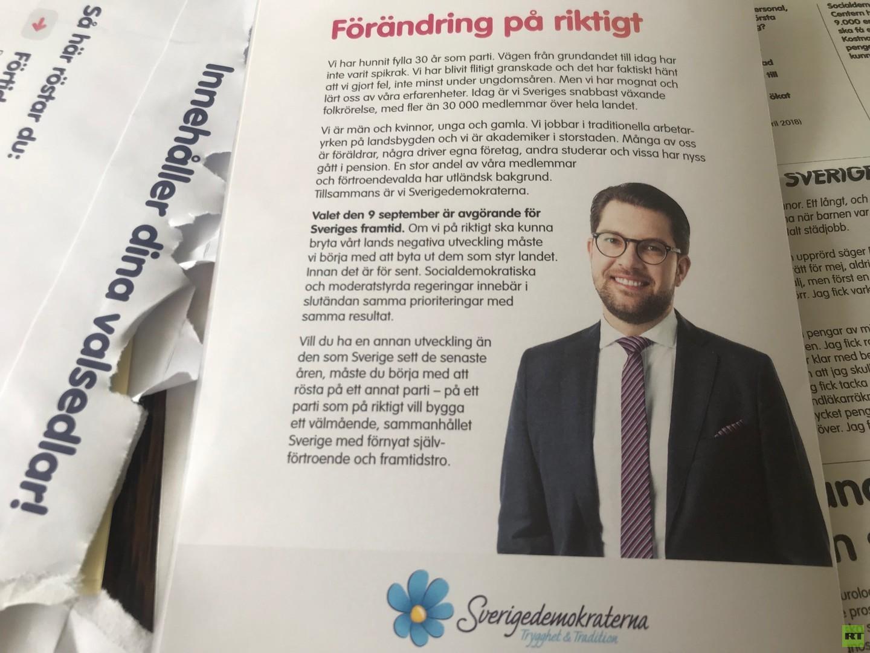 Wahlbeobachtungen aus Schweden – zwischen Wahlmanipulation und kuriosen Kandidaten