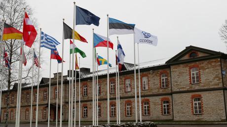 Nato-Kompetenzzentrum in Tallinn (Archivbild)