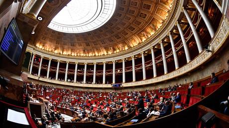 Französische Nationalversammlung, 1.08.2018