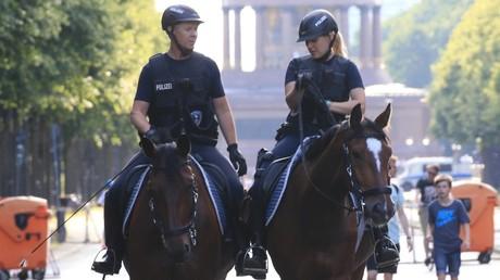 Berliner Polizei will Nachwuchs im EU-Ausland suchen (Symbolbild)